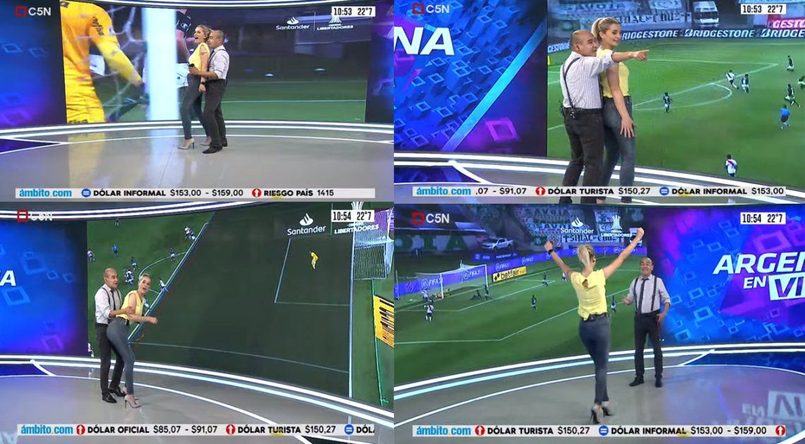 Elio Rossi: En el fútbol se usa todo el cuerpo.