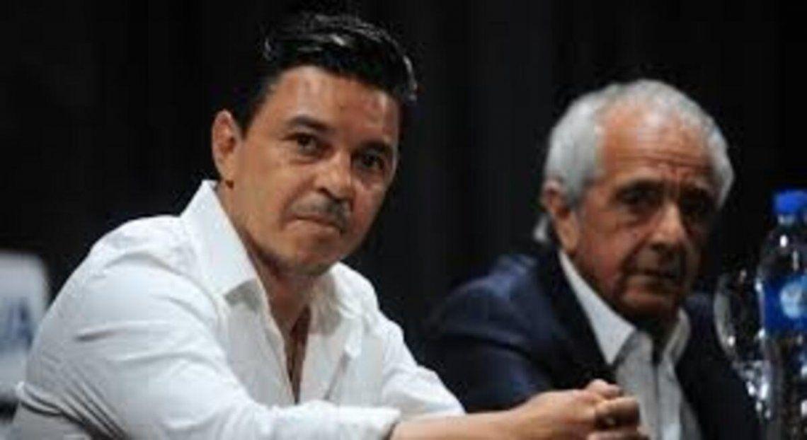 Rodolfo DOnofrio desea que Gallardo siga cuando termine su mandato.