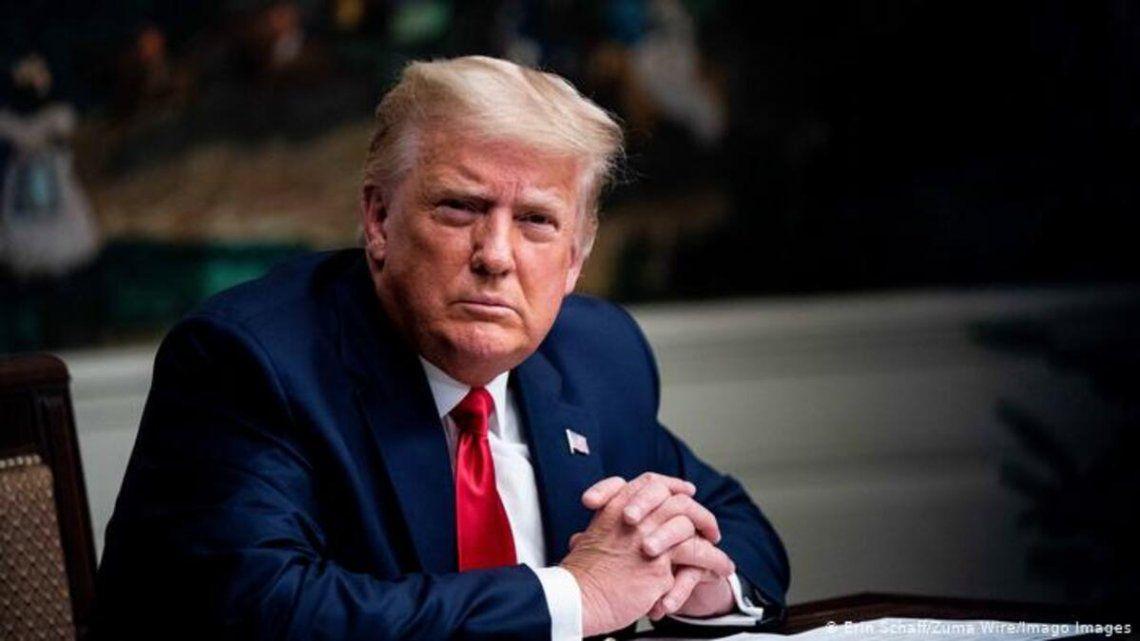 Donald Trump será enjuiciado por segunda vez