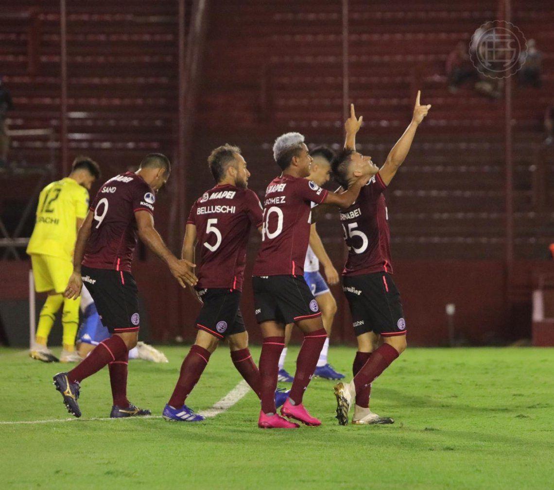 Lanús y un regalo para Luis Zubeldía en su cumpleaños: finalista de la Sudamericana