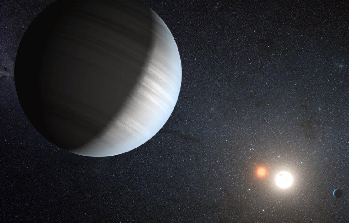KOI-5Ab es el segundo candidato a planeta encontrado por el telescopio espacial