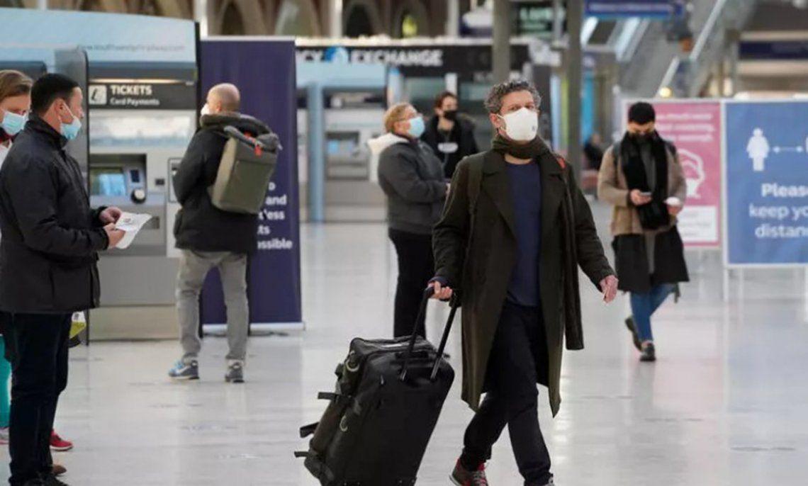 Cordonavirus: reino Unido prohibe le ingreso de argentinos por tiempo indefinido