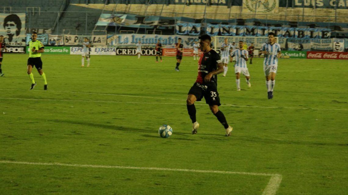 Colón enfrenta a Cipoletti en Paraná