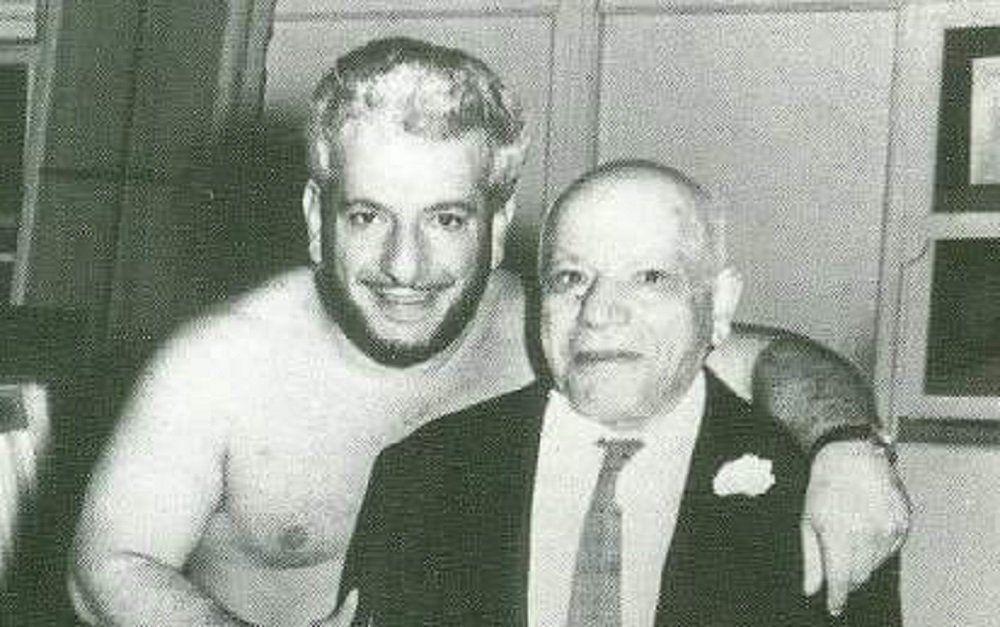 La entrañable historia de Martín Karadagian y su papá