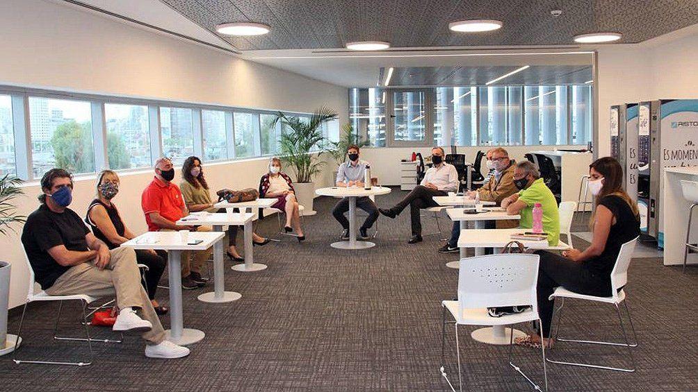 Ciudad: reunión entre el Gobierno y los docentes.