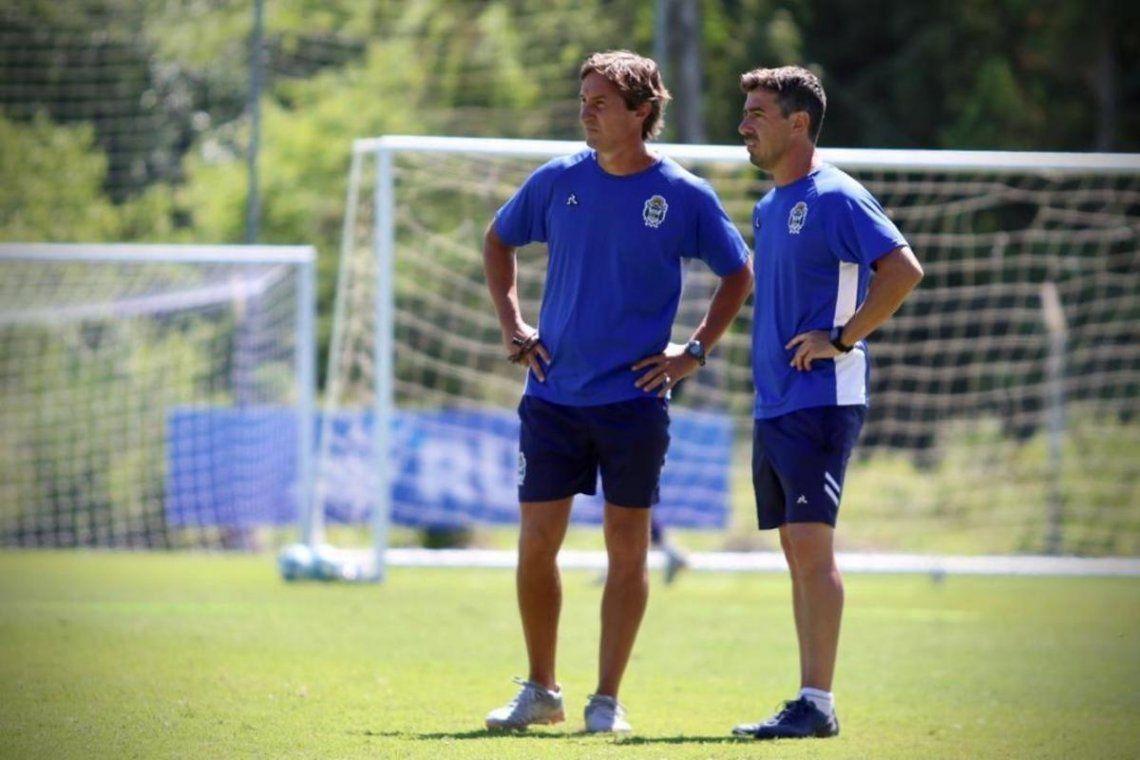 Leandro Martini y Mariano Messera siguen hasta diciembre.