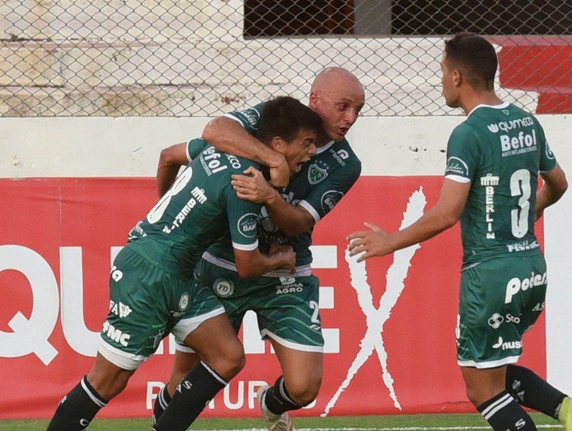 Sarmiento de Junín vuelve a Primera luego de cuatro años.