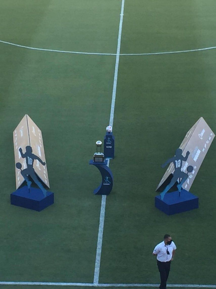 La Copa espera al vencedor