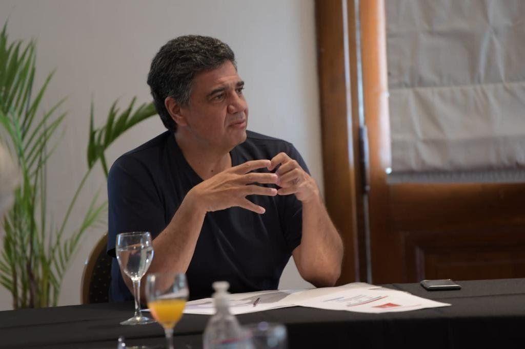 Jorge Macri criticó la vacunación VIP