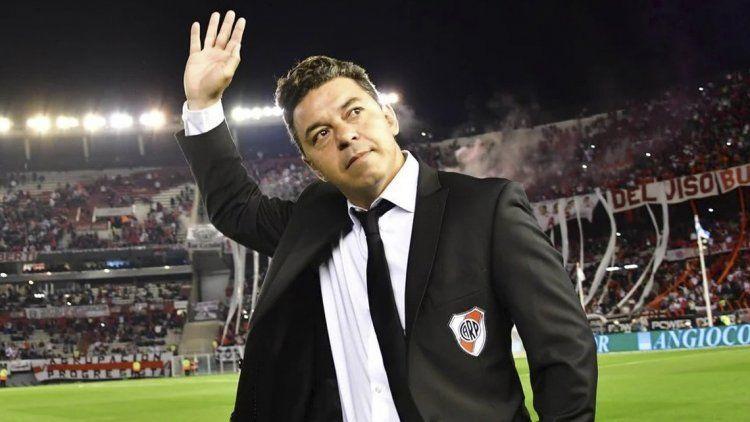Marcelo Gallardo cumple 45 años.