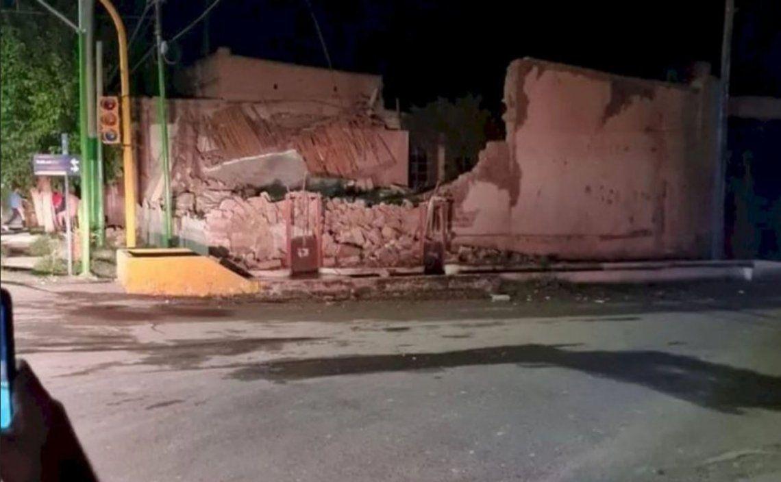 Terremoto en San Juan: fue de 6.4 grados en la escala Richter y se sintió en otras provincias