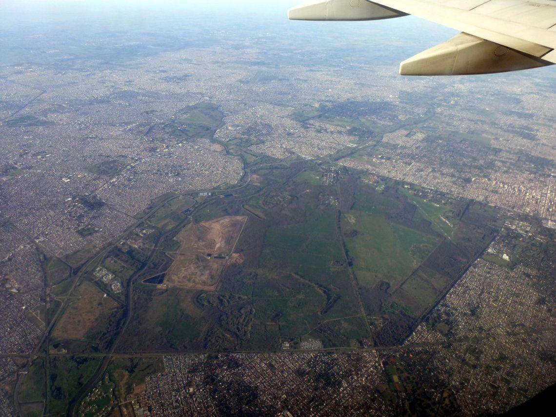 Campo de Mayo: inician búsqueda aérea de tumbas con desaparecidos