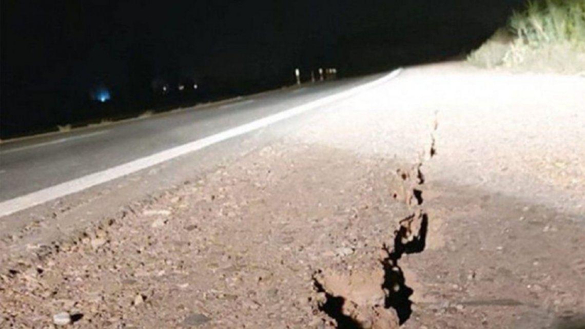 Terremoto en San Juan: se registraron 25 réplicas que afectaron a varias provincias