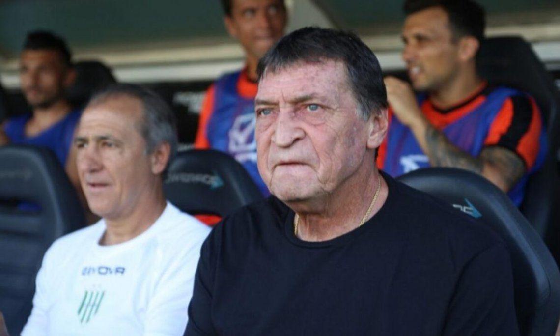 Julio César falcioni volvería a dirigir a Independiente
