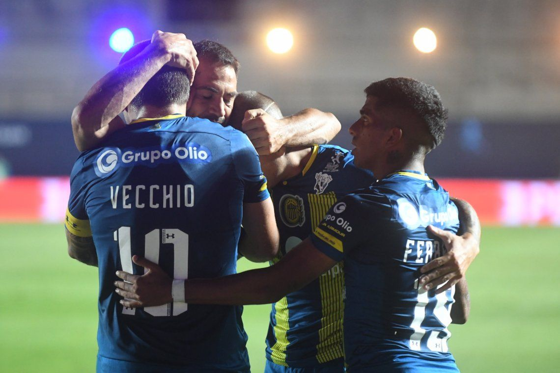 Rosario Central debuta en la Copa Argentina