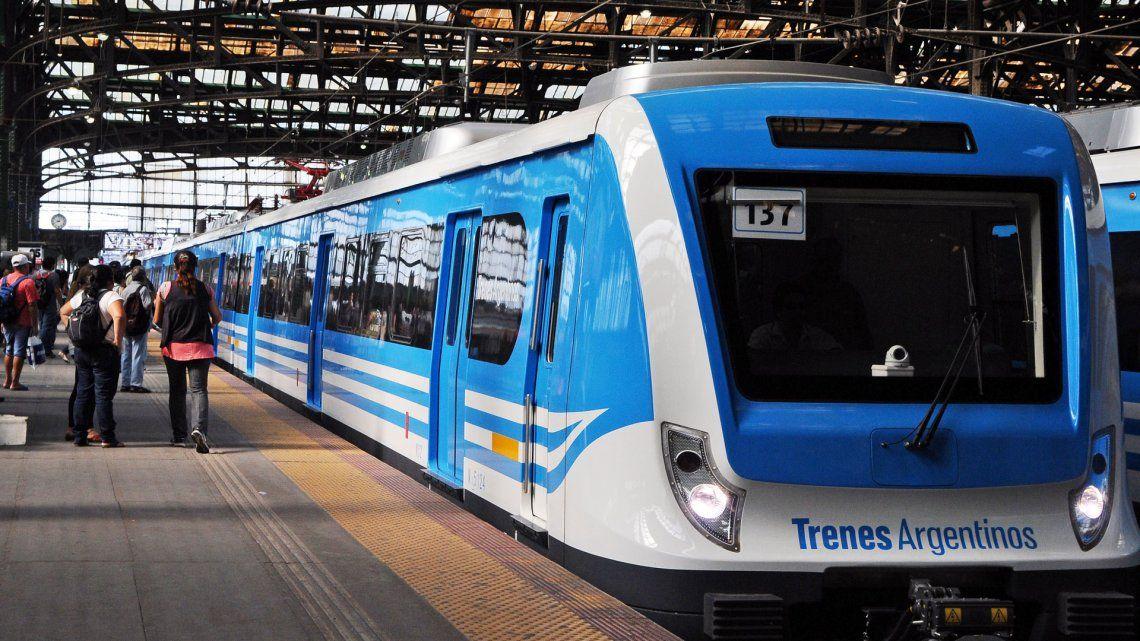 El Ferrocarril Roca está interrumpido por problemas eléctricos