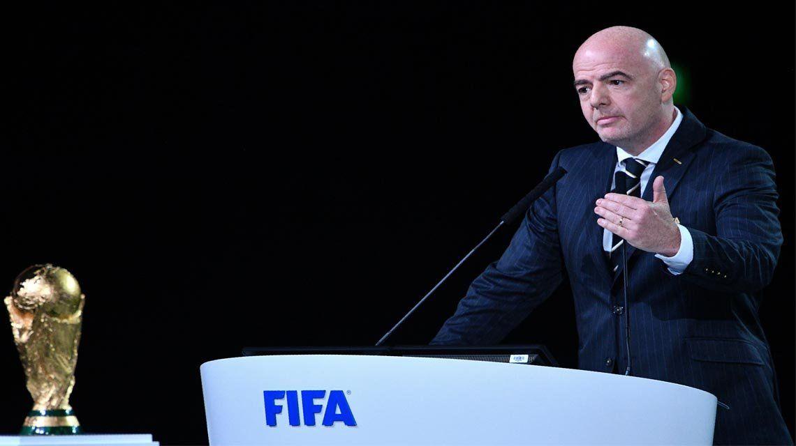 FIFA y su amenaza contra la creación de la Superliga europea.