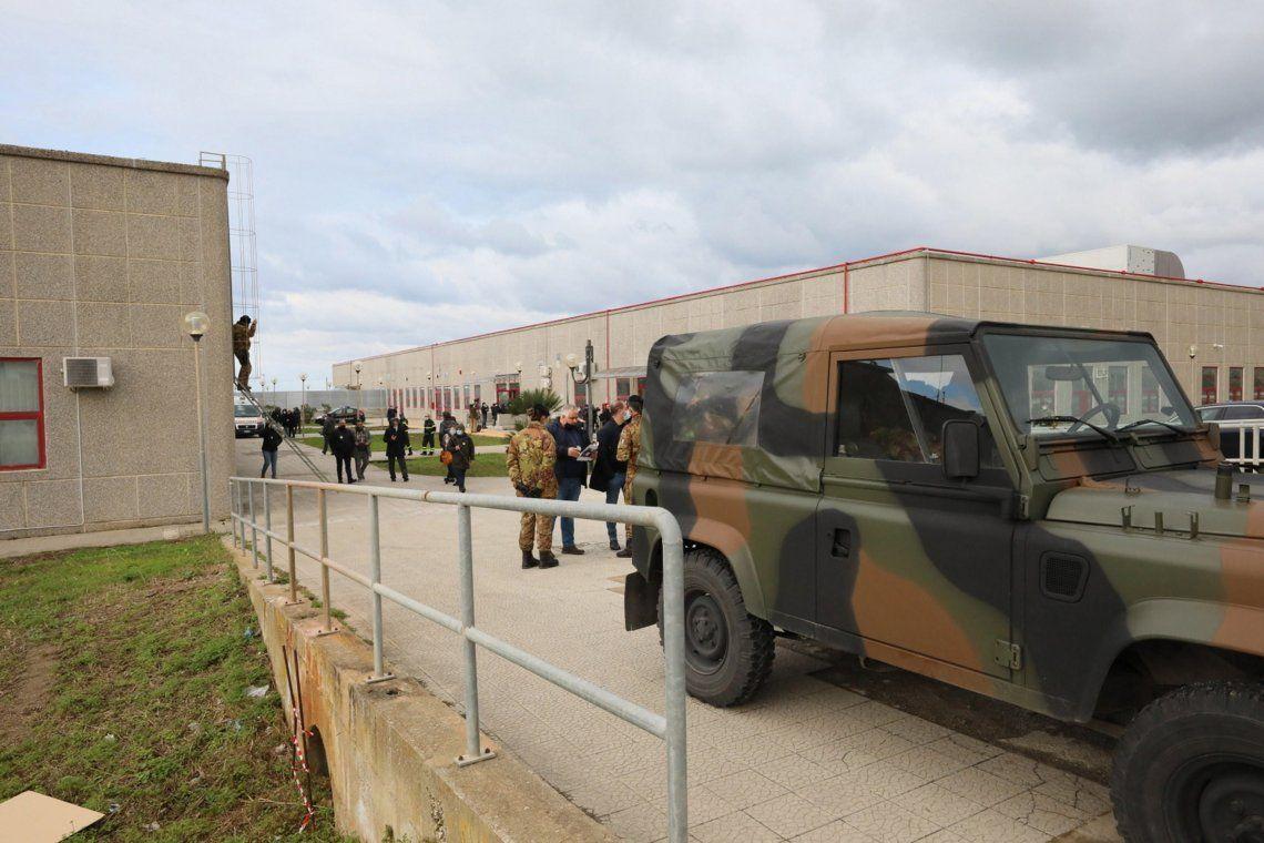 Italia: Golpea a la mafia calabresa con 48 detenidos