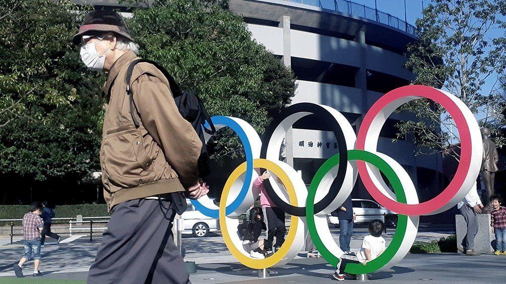 Los postergados juegos Tokio 2020 se realizarían en julio de este año.