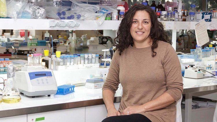 La científica argentina Lucía Chemes es investigadora del Conicet y de la Universidad de San Martín.