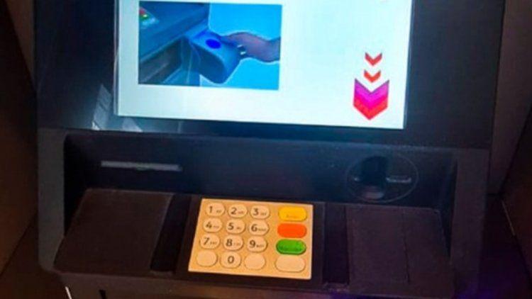 Los cajeros automáticos podrán operarse con la huella digital del usuario.