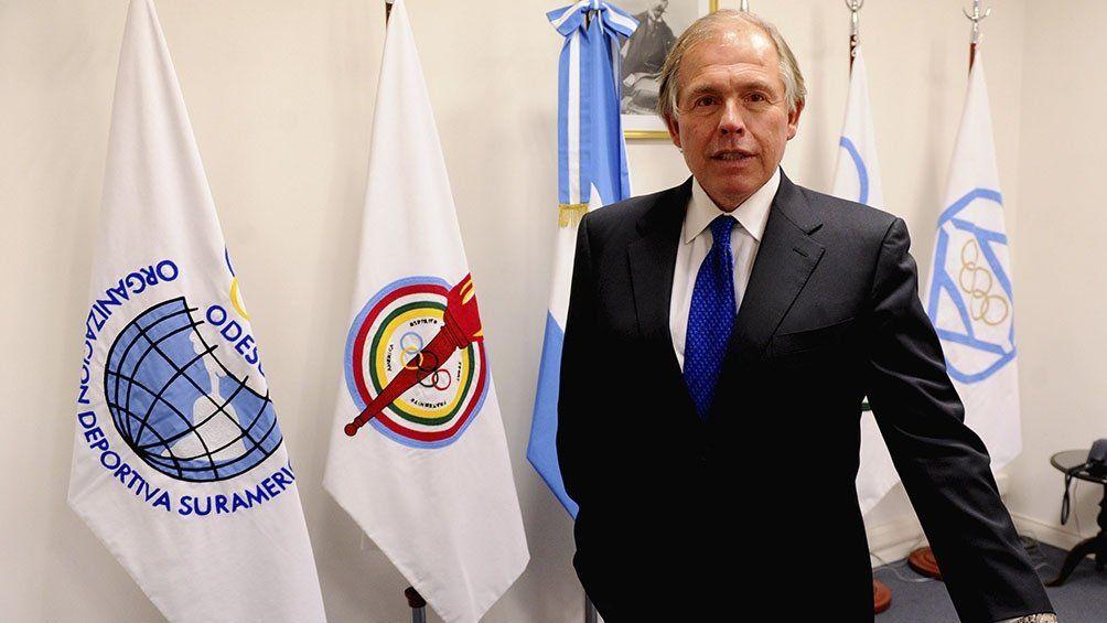 Gerardo Werthein aseguró que se harán los Juegos Olímpicos