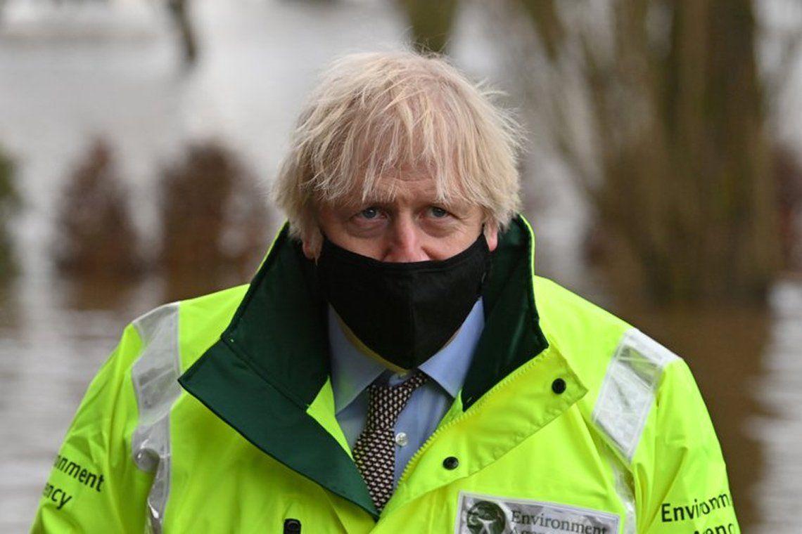 Boris Johnson: Estoy urgiendo a Israel y a los palestinos a que den un paso atrás