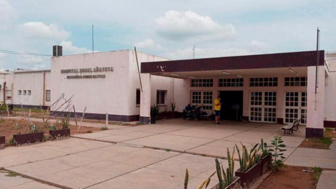 Santiago del Estero: Una niña dejó en el hospital un feto en una caja