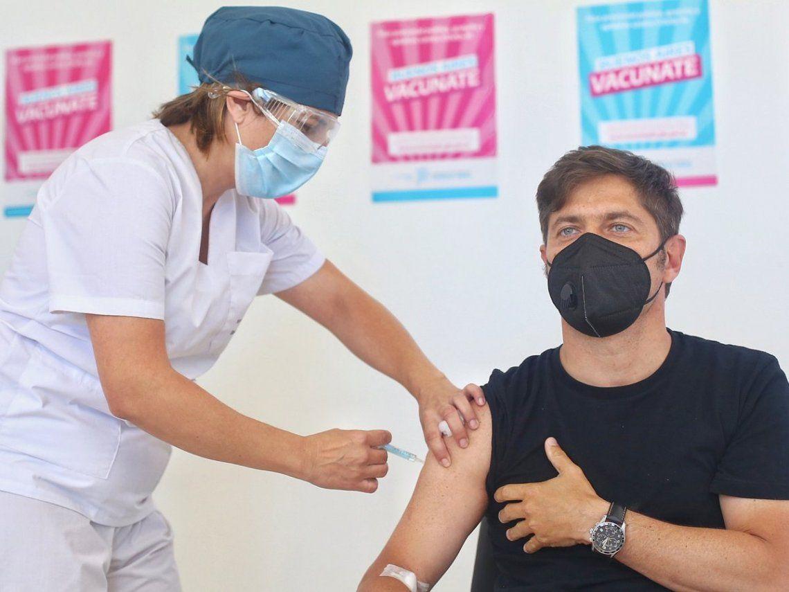 Buenos Aires: Ya se vacunaron contra el coronavirus más de 100 mil trabajadores de la salud