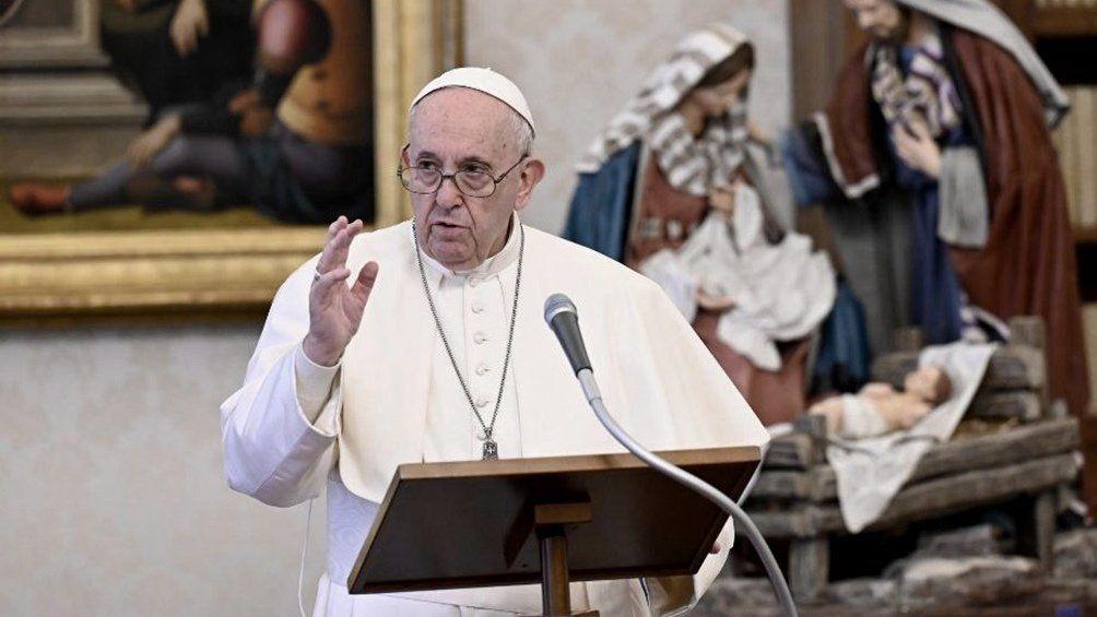El papa Francisco se refirió nuevamente a la distribución de las vacunas contra el coronavirus.