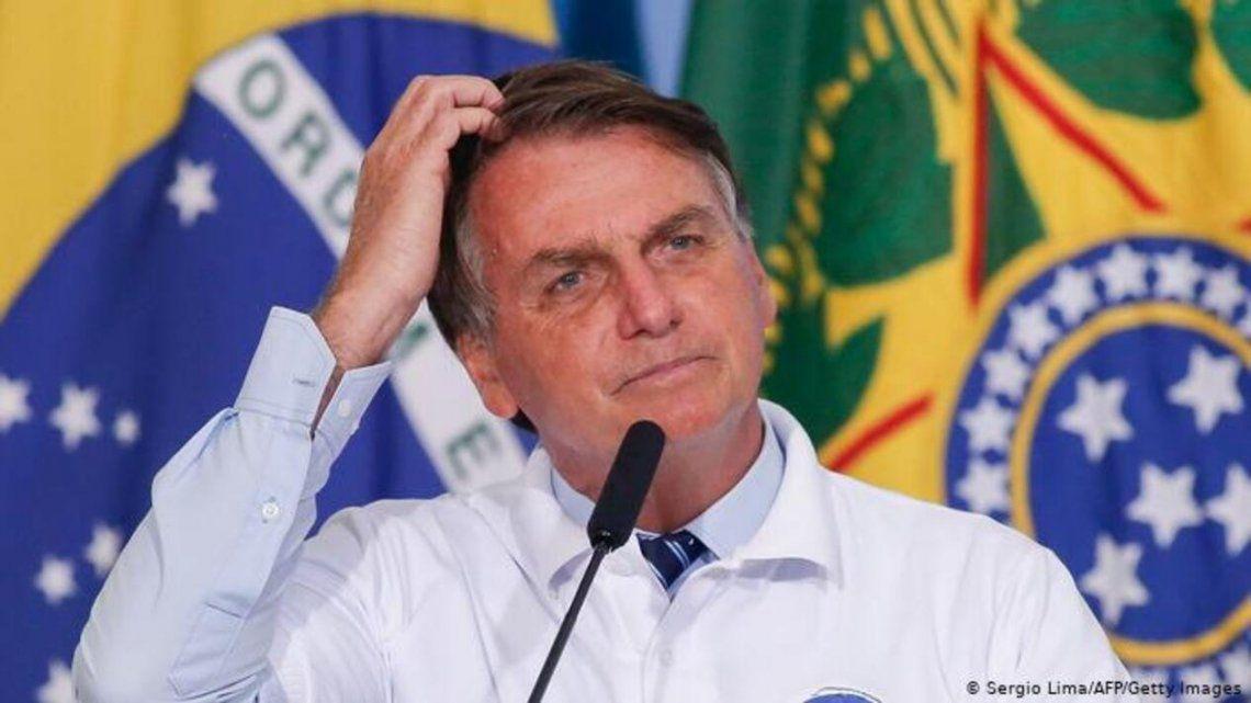 Bolsonaro ya habla de fraude electoral para favorecer a Lula
