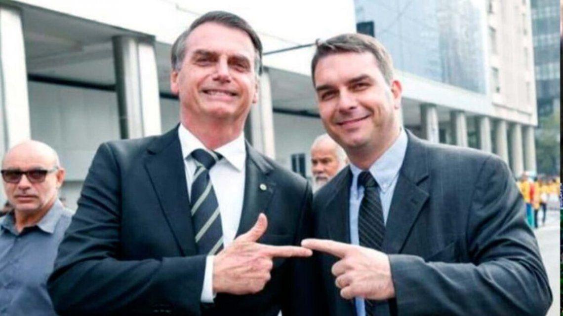 Brasil: Jair Bolsonaro y sus hijos denunciados por ataques a la prensa