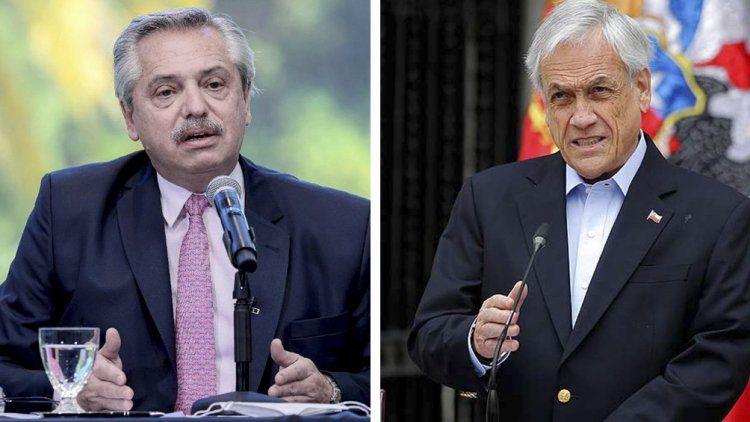 Alberto Fernández concreta visita oficial a Chile, donde se reunirá con Sebastián Piñera