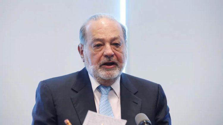 Carlos Slim padece coroavirus, aunque sus síntomas serían leves.