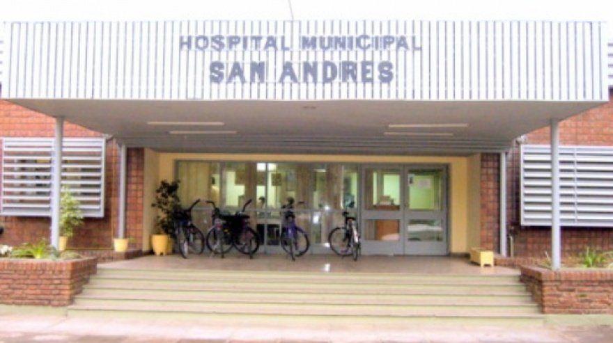 El Hospital de San Andrés de Giles