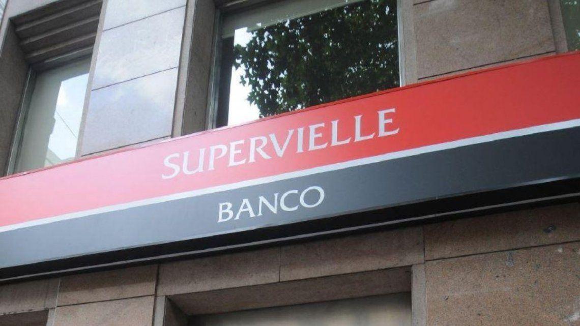 Paros en el Banco Supervielle este jueves 28