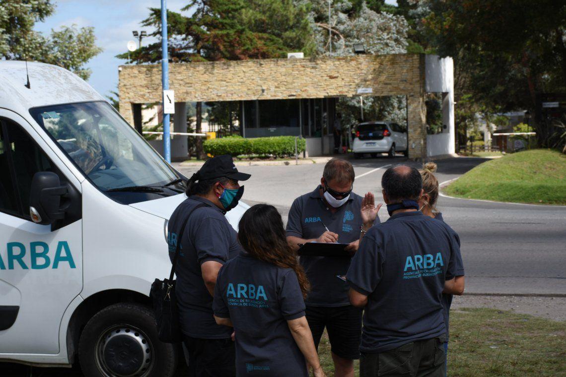 ARBA: Operativos de fiscalización detectan miles de metros cuadrados edificados sin declarar