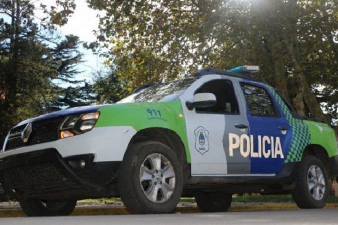 la Policía de la Provincia busca intensamente al autor de un nuevo caso de violencia de género
