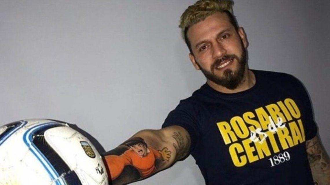 Jorge Broun se suma al plantel de Rosario Central
