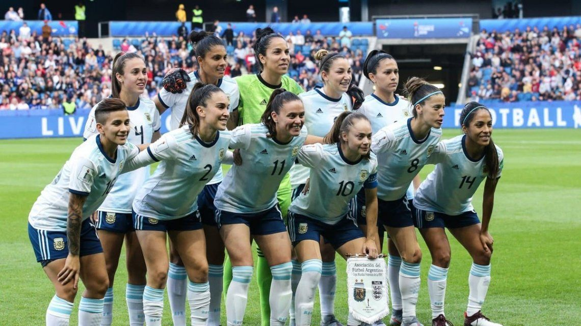 Argentina fue invitada para reemplazar a Japón en Estados Unidos.