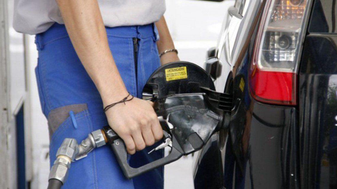 Naftas: fuerte caída de las ventas por la pandemia