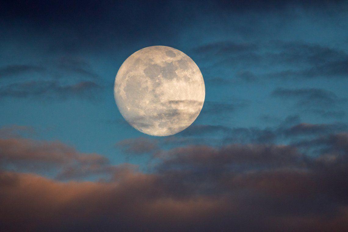 Luna: Una fotografía deslumbrante