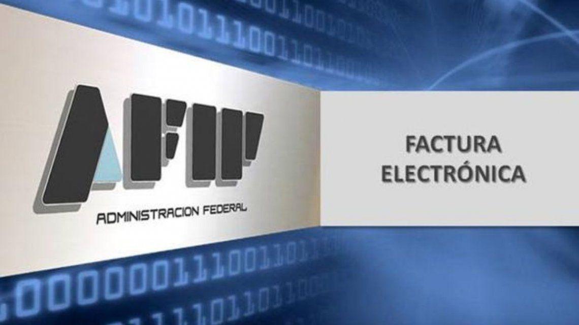 AFIP: avances en la implementación de la Factura Electrónica