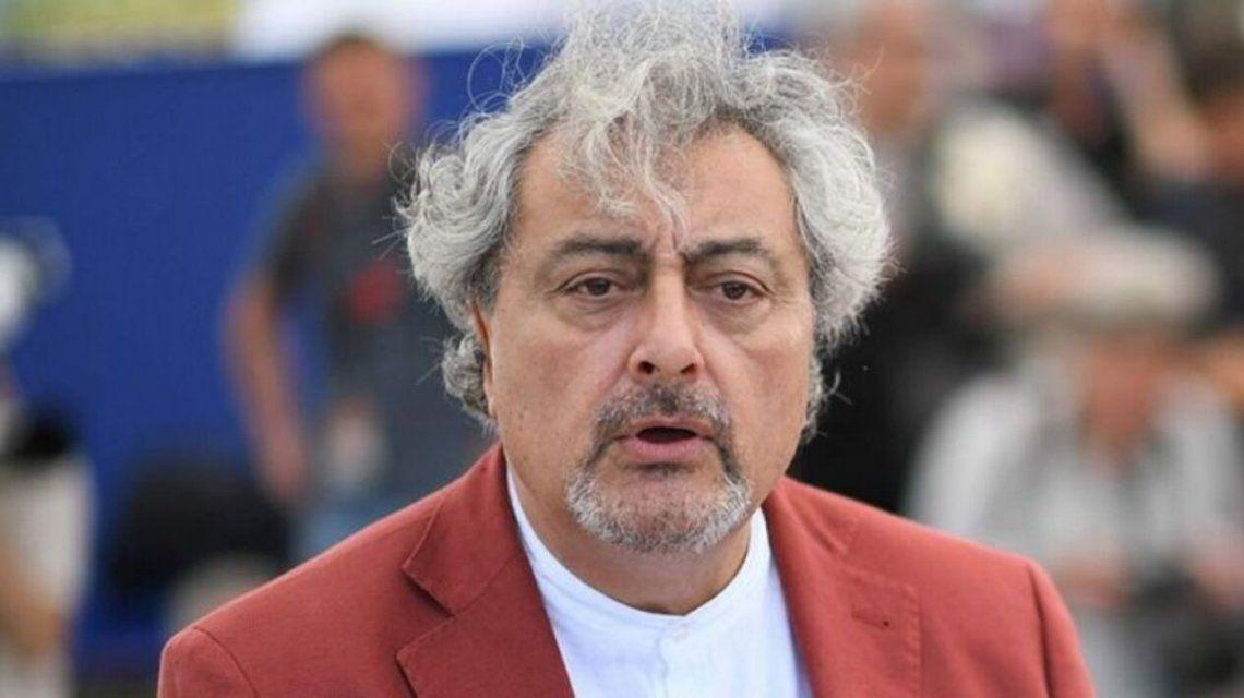 El taletoso actor Claudio Rissi será padre a los 64 años