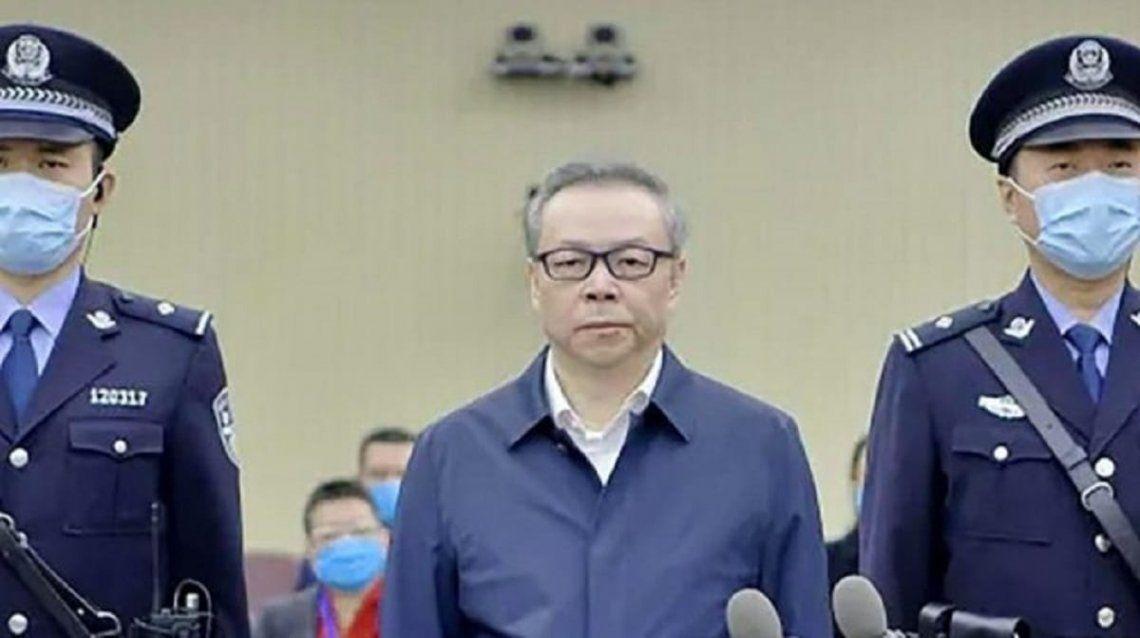 China: Lai Xiaomin