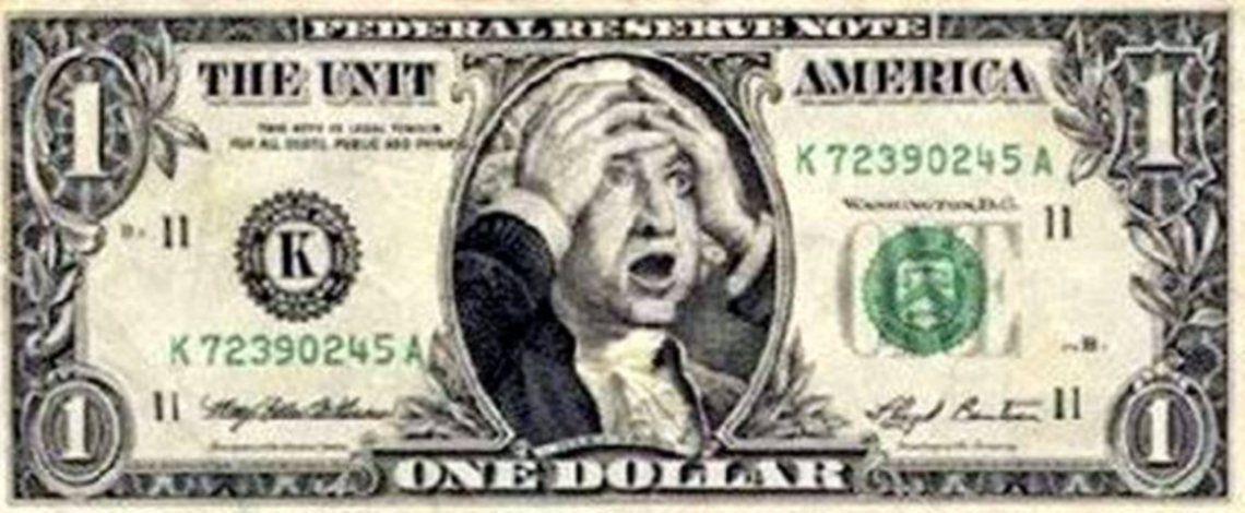 El dólar blue cerró enero a 153 pesos.