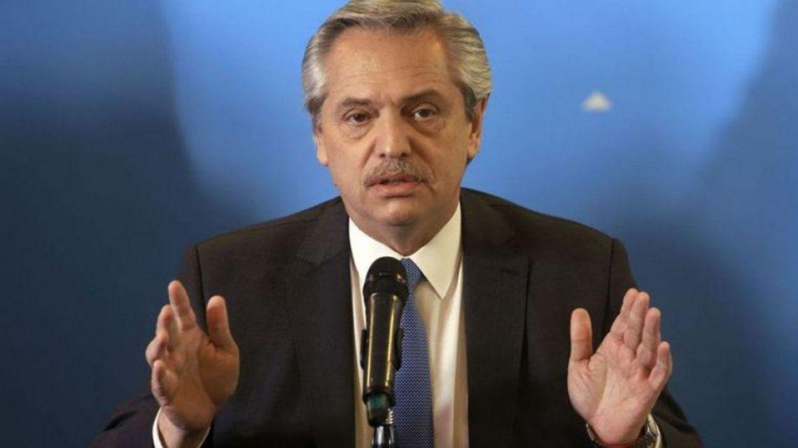 El presidente Alberto Fernández firmará en las próximas horas el decreto que extenderá la DISPO