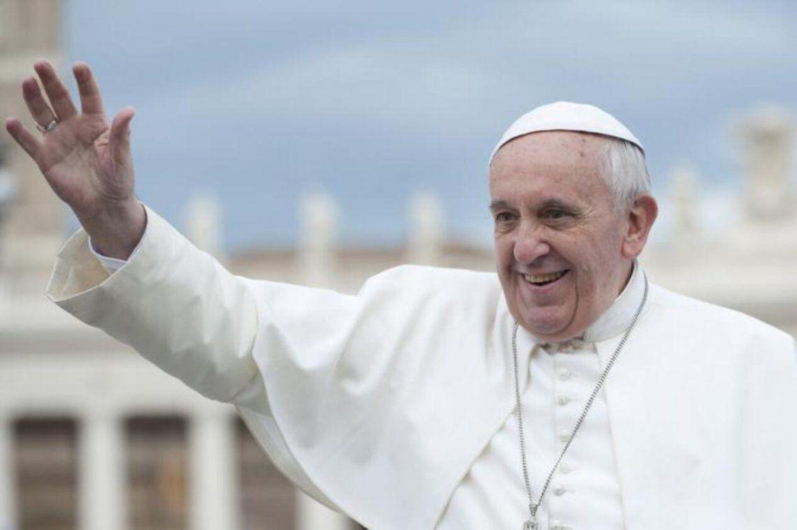 El Papa Francisco dio su mensaje a los misioneros