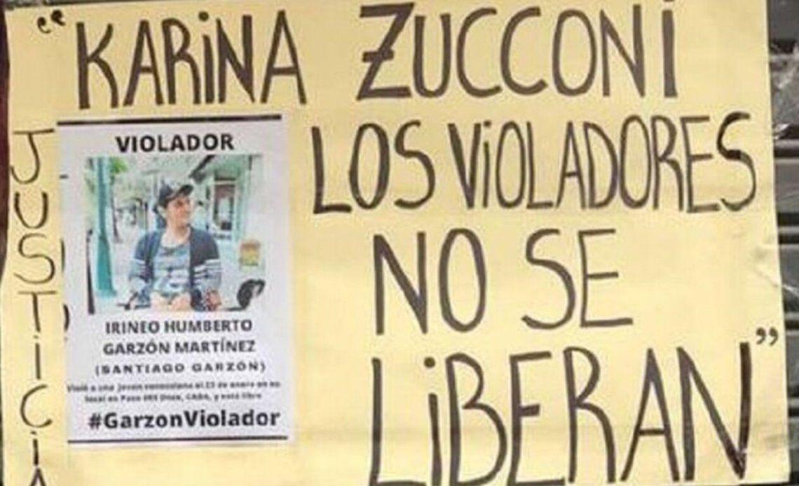 Fiscarles piden que se encarcele al sospechoso de violar a una joven venezolana