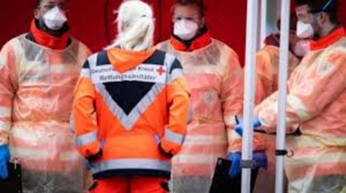 Europa acentúa restricciones para evitar la propagación del virus